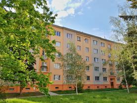 Pronájem, byt 2+1, 64 m2, Praha 10 - Strašnice, ul. Sečská