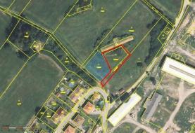 Prodej, stavební pozemek, 969 m2, Cejle