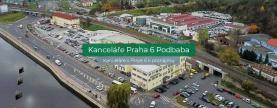 Pronájem, kanceláře, 18-34 m2, Praha 6 - Bubeneč