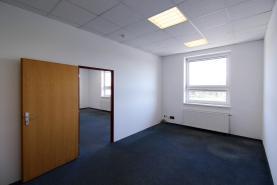 (Pronájem, kancelářské prostory, 64 m2, Praha 6 - Bubeneč), foto 3/8