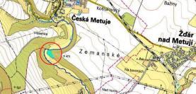 Prodej, les, 7691 m2, Česká Metuje