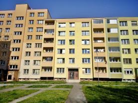 Pronájem, byt 3+1, 80 m2, Ostrava - Hrabůvka, ul. Aviatiků