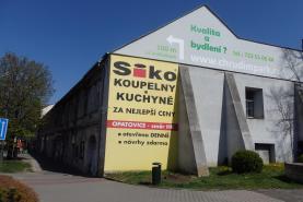 Pronájem, komerční prostory, 58 m2, Chrudim, ul. Poděbradova