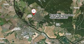Prodej, zahrada, 305 m2, Brandýs nad Labem-Stará Boleslav