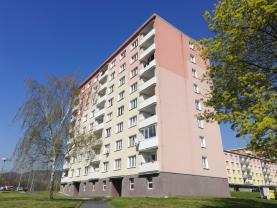 Prodej, byt 3+1, 62 m2, OV, Klášterec n/O, ul. 17. listopadu