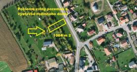 Prodej, pozemek, 1084 m2, Vysoká nad Labem