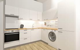 Flat 2+1, 43 m2, Přerov, Hranická