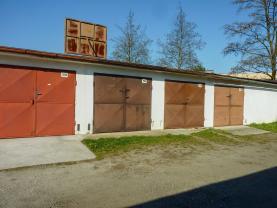 Prodej, garáž, Česká Lípa, ul. U Spojů