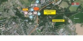 Mapa (Flat 3+1, 81 m2, Chomutov, Březenecká)