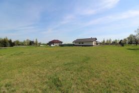 Prodej, stavební parcela, 1524 m², Netřebice, okr. Nymburk