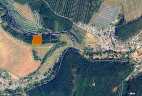 Woodland, 7247 m2, Blansko, Malá Roudka