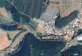 Woodland, 2625 m2, Blansko, Malá Roudka