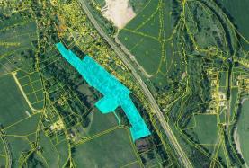 Meadow, 42022 m2, Liberec, Jeřmanice