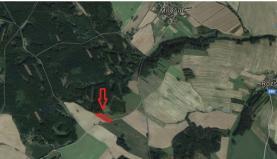 Field, 4553 m2, Žďár nad Sázavou, Milešín