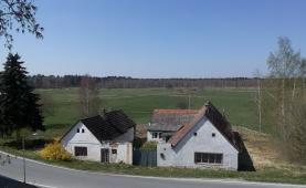 Prodej, rodinný dům, Hranice u Nových Hradů