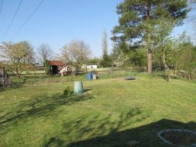 Garden, 413 m2, Pardubice