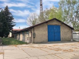 Pronájem, sklad, 460 m2, Kladno, ul. Wolkerova