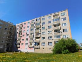 Prodej, byt 1+1, 37 m2, Františkovy Lázně, ul. Husitská