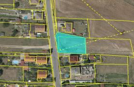 Prodej, pozemek, 1010 m2, Drozdice