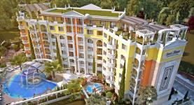 Prodej, byt 1+kk, 51 m2, Bulharsko - Sluneční pobřeží