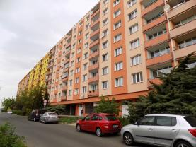Flat 1+1, 36 m2, Ústí nad Labem, Větrná