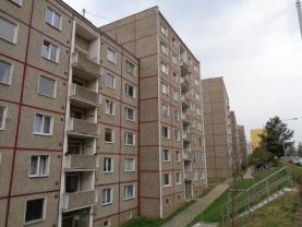 Flat 1+1 for rent, 37 m2, Cheb, Dvořákova