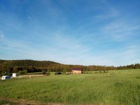 Prodej, stavební pozemek, 1520 m2, Slapy - Měřín