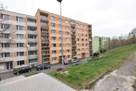 Flat 1+1 for rent, 38 m2, Liberec, Kominická