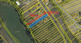 Prodej, zahrada, 1032 m2, Nemotice