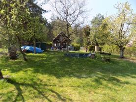 Prodej, pozemek, chata, 855 m2, Horní Oldřichov