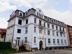 Prodej, komerční objekt, 1800 m2, Vejprty, nám T.G.Masaryka