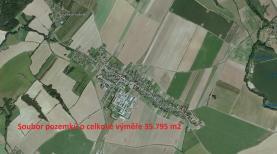 Field, 35795 m2, Olomouc, Troubelice