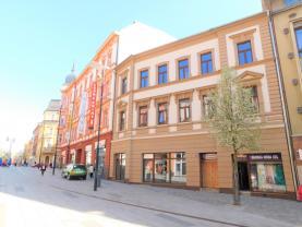 Pronájem, restaurace + terasa, 95 m2, Cheb, ul. Svobody
