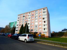 Flat 1+1 for rent, 38 m2, Chomutov, Klášterec nad Ohří, 17. listopadu