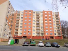 Flat 1+1 for rent, 38 m2, Cheb, Dvořákova