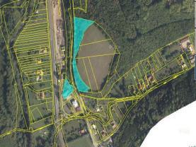 Meadow, 6672 m2, Zlín, Brumov-Bylnice