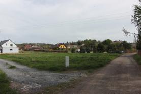 Prodej, stavební pozemek, 1412 m2, Rabštejnská Lhota