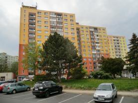 Prodej, byt 2+1, 62 m2, DV, Chomutov, ul. Holešická