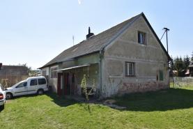 Prodej, rodinný dům, 4549 m2, Bezvěrov - Vlkošov