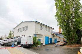 Prodej, obchodní objekt, 3 845 m2, Plzeň, ul. Skladová