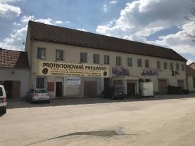 Prodej, sklad, 1057 m2, Hrdějovice, ul. Luční