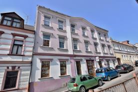 Prodej, bytový dům, 800 m2, Česká Lípa, ul. Jiráskova