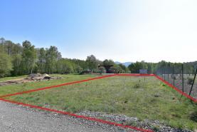 Prodej, pozemek určený k výstavbě, 1518 m2, obec Pihel