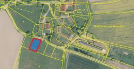 Prodej, zahrada 1000 m2, Matějovec, Jarošov nad Nežárkou
