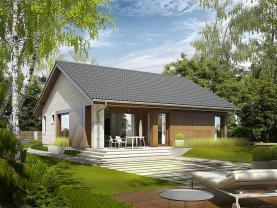 Prodej, rodinný dům na klíč 3+1, Kostelec nad Černými Lesy