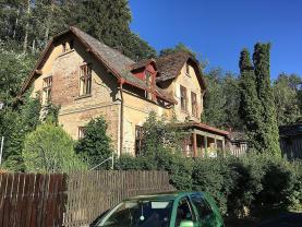 Prodej, rodinný dům, pozemek 1830 m2, Liberec, Kateřinky