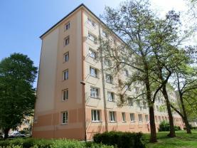 Prodej, byt 2+1, OV, 54 m2, Most, ul. Maxe Švabinského