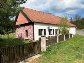 Prodej, rodinný dům 2+1, 96 m2, Brodek u Konice