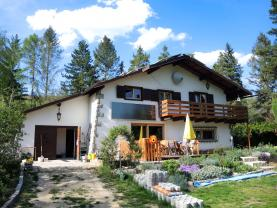 Pronájem, rodinný dům 4+1, 1423 m2, Petrov - Chlomek
