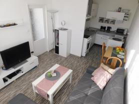 Podnájem, byt 2+kk, 35 m2, Poděbrady, ul. Kunštátská
